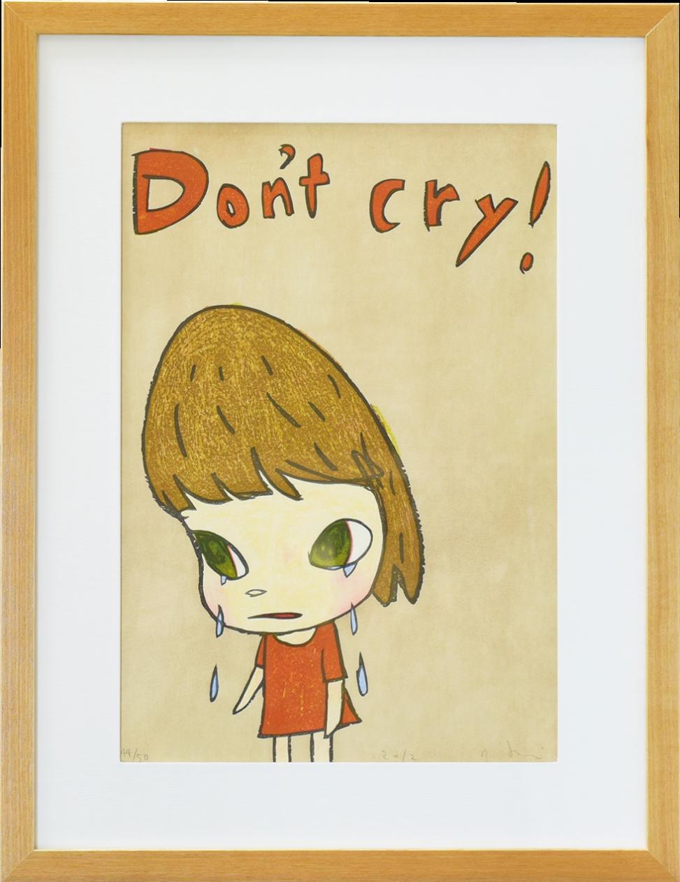 奈良 美智 Nara Yoshitomo Don't Cry